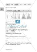 Unterrichtseinheit zum Einführen der irrationalen Zahlen und der Wurzeln. Mit Infomaterial, Aufgaben mit Lösungen und Erläuterungen und abschließendem Test/Lernerfolgskontrolle. Preview 15