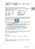 Unterrichtseinheit zum Einführen der irrationalen Zahlen und der Wurzeln. Mit Infomaterial, Aufgaben mit Lösungen und Erläuterungen und abschließendem Test/Lernerfolgskontrolle. Preview 18