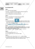 Unterrichtseinheit zum Einführen der irrationalen Zahlen und der Wurzeln. Mit Infomaterial, Aufgaben mit Lösungen und Erläuterungen und abschließendem Test/Lernerfolgskontrolle. Preview 21