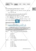 Grenzwertbetrachtungen bei Folgen und Reihen: Anwendungsaufgaben zur grafischen Flächeninhalts- und Umfangsentwicklung an Zweigen des Baums des Pythagoras Preview 3