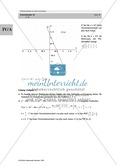 Analysis: Gruppenarbeit zum Thema Flächeninhalte bei Funktionenscharen. Mit Beispielen, Aufgaben und Lösungen. Preview 10