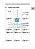 Mathematik, Funktion, Parabeln, quadratische Funktionen, lernspiel