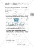 Mathematik, Größen & Messen, Prozentrechnung, zinsrechnung