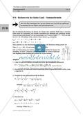 Analysis: Einführung von Zahlenreihen, Gaußsche Summenformel und Aufgaben mit Lösungen. Preview 2