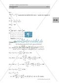 Analysis: Einführung von Zahlenreihen, Gaußsche Summenformel und Aufgaben mit Lösungen. Preview 6
