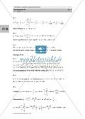Analysis: Einführung von Zahlenreihen, Gaußsche Summenformel und Aufgaben mit Lösungen. Preview 7