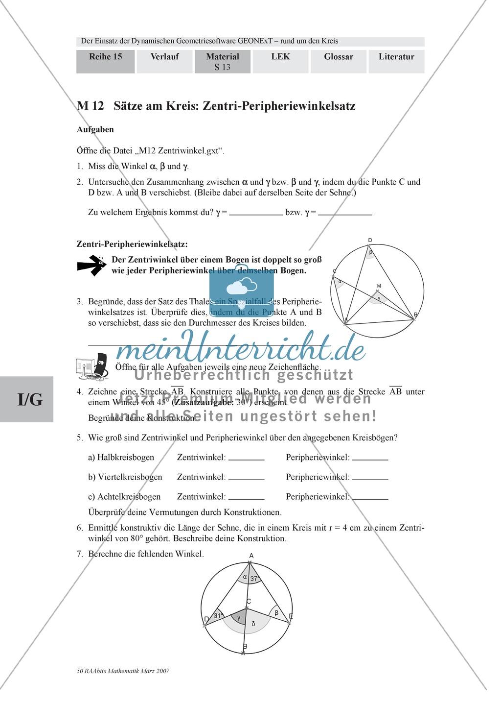 Atemberaubend Eingeschrieben Winkel Arbeitsblatt Galerie - Super ...