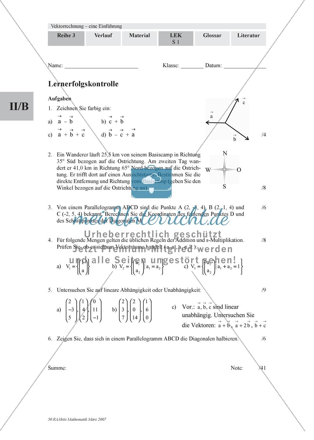 Beste Einführung In Die Geometrie Arbeitsblatt Fotos - Super Lehrer ...