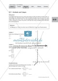 Mathematik, Raum & Form, Grundrechenarten, Zahlen & Operationen, analytische Geometrie, Addition, Subtraktion, Rechengesetze, Vektorrechnung