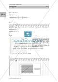 Terme aufstellen und berechnen: Aufgaben lösen mit Excel Preview 6