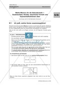 Mathematik, funktionaler Zusammenhang, Zahlen & Operationen, Funktion, Analysis, Algebra, Funktionsgraphen, Terme