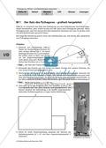 Geometrie: Die grafische Herleitung des Satz des Pythagoras und Anwendungsaufgaben mit Lösungen Preview 1