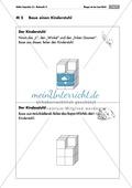 Geometrie: Unterrichtseinheit zur Förderung des räumlichen Vorstellungsvermögens mit dem Soma-Würfel. Mit Aufgabenkarten und Brettspiel. Preview 5