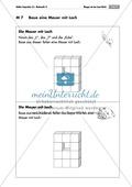 Geometrie: Unterrichtseinheit zur Förderung des räumlichen Vorstellungsvermögens mit dem Soma-Würfel. Mit Aufgabenkarten und Brettspiel. Preview 7