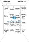 Geometrie: Brettspiel mit Aufgabenkarten zur Förderung des räumlichen Vorstellungsvermögens mit dem Soma-Würfel. Preview 2