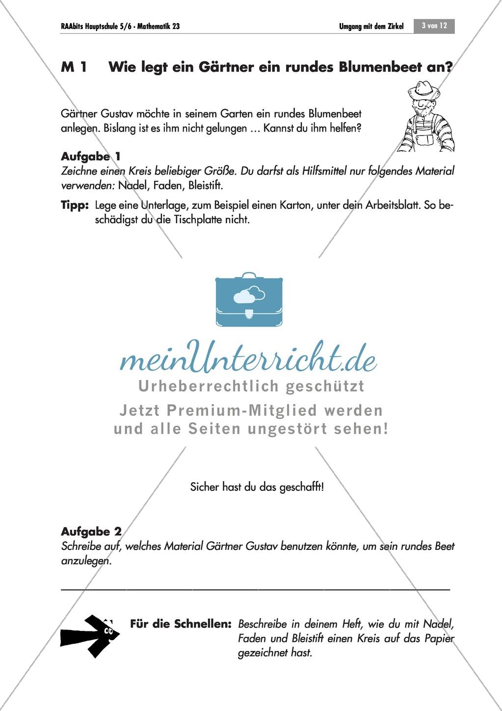 Contemporary Eigenschaften Von Geometrischen Figuren Arbeitsblatt ...