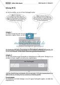 Statistik: Aufgaben zur Erstellung von Strichlisten und Streifendiagrammen. Mit Lösungen. Preview 4