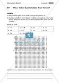 Mathematik, Zahlen & Operationen, Quadratzahlen, Potenzen, Arithmetik, einstieg, arbeitsblätter