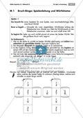 Mathematik, Spiel, Zahlen & Operationen, Grundrechenarten, Bruchrechnung, Addition, Subtraktion, bastelanleitung