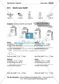 Mathematik, Zahlen & Operationen, runden, schätzen, größeneinheiten, geldwerte