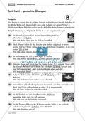 Gemischte Aufgaben zum Zweisatz. Mit Lösungen. Preview 2
