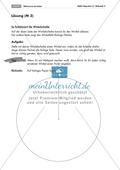 Geometrie: Bauanleitung für eine Winkelscheibe aus Pappe. Thumbnail 1