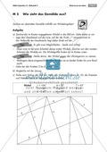 Geometrie: Aufgaben zum Messen und Zeichnen von Winkeln mit dem Geodreieck. Mit Lösungen. Thumbnail 2