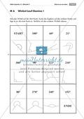 Mathematik, Geometrie, Winkel, Größen & Messen, Messen, kreissektor
