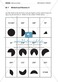 Gemometrie: Domino-Spiel zum Messen von Winkeln. Thumbnail 1