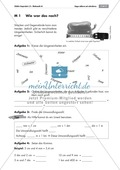 Mathematik, Größen & Messen, Grundrechenarten, Längenmaße, Addition, Subtraktion, arbeitsblätter