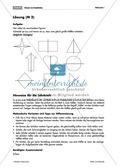 Bruchrechnung: Übungen zur Einführung von Brüchen: Objekte gleich aufteilen. Mit Aufgaben und Lösungen. Preview 2