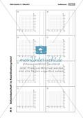 Mathematik, funktionaler Zusammenhang, Raum & Form, Analysis, Koordinatensystem, zeichnen