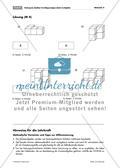 Wir sind Architekten und Baumeister – Förderung des räumlichen Vorstellungsvermögens anhand von Bauplänen Preview 8
