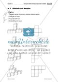 Wir sind Architekten und Baumeister – Förderung des räumlichen Vorstellungsvermögens anhand von Bauplänen Preview 9