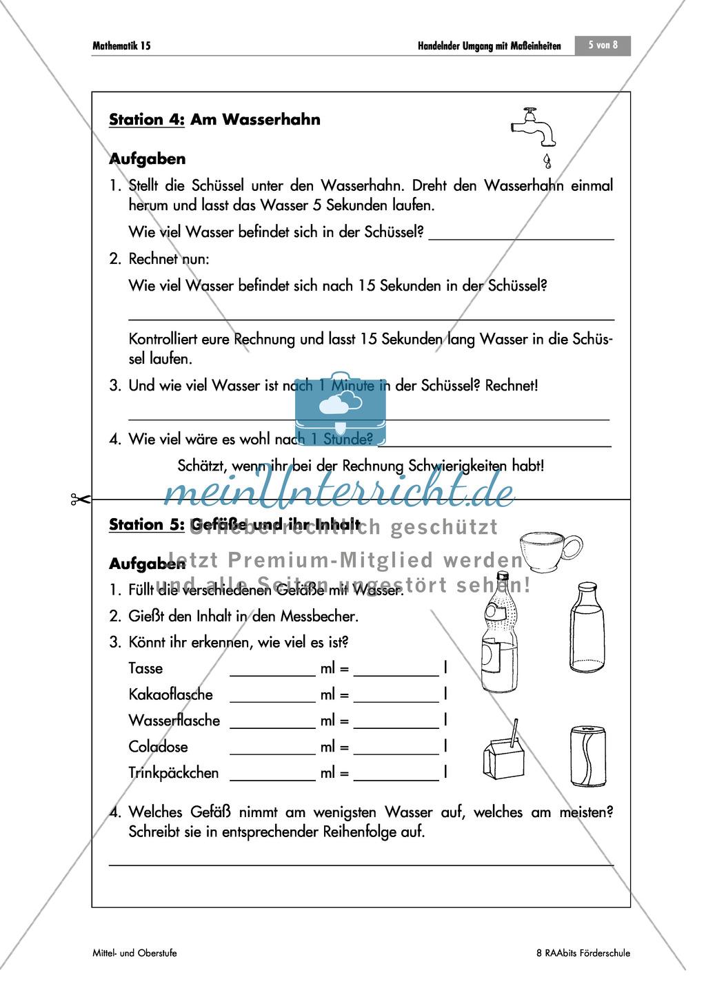 Gemütlich Metrische Umrechnungen Arbeitsblatt 2 Bilder - Super ...