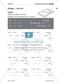 Übungen zur Zahlzerlegung bei Addition und Subtraktion mit Zehnerübergang Preview 1
