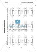 Übung zur Zahlzerlegung beim Zehnerübergang: Zahlenmauern Preview 1
