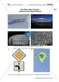 Mathematik, Geometrie, Raum & Form, geometrische Eigenschaften, Flächeninhalt, Form und Raum, vierecke, umfang