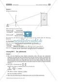 Anwendungsbeispiele Strahlensatz - Bestimmung der Baumhöhe Preview 5