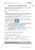 Mathematik, Zahlen & Operationen, Grundrechenarten, Potenzen, Multiplikation, Division, Potenzgesetze