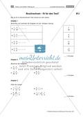 Mathematik, Zahlen & Operationen, Bruchrechnung, diagnose
