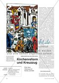 Kirchenreform und Kreuzzug: Eine neue Ordnung von Kirche und Welt im Hochmittelalter Preview 1