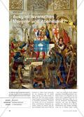 Geschichte_neu, Sekundarstufe I, Das Mittelalter, Religion, Kreuzzüge 11.-13. Jh. n.Chr., Deutschland, Islam, Christentum, Vertrag, Karte, Jerusalem