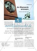 Diskussion über die Erinnerung an Otto von Bismarck Preview 1