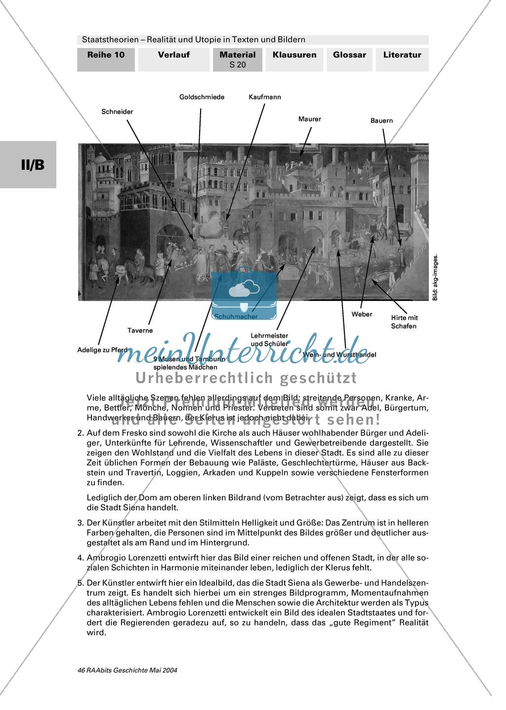Staatstheorien: Ansichten über Staat und Gesellschaft von der Antike bis zur Aufklärung Preview 11