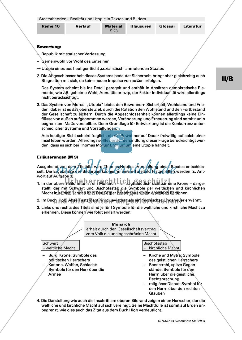 Staatstheorien: Ansichten über Staat und Gesellschaft von der Antike bis zur Aufklärung Preview 14