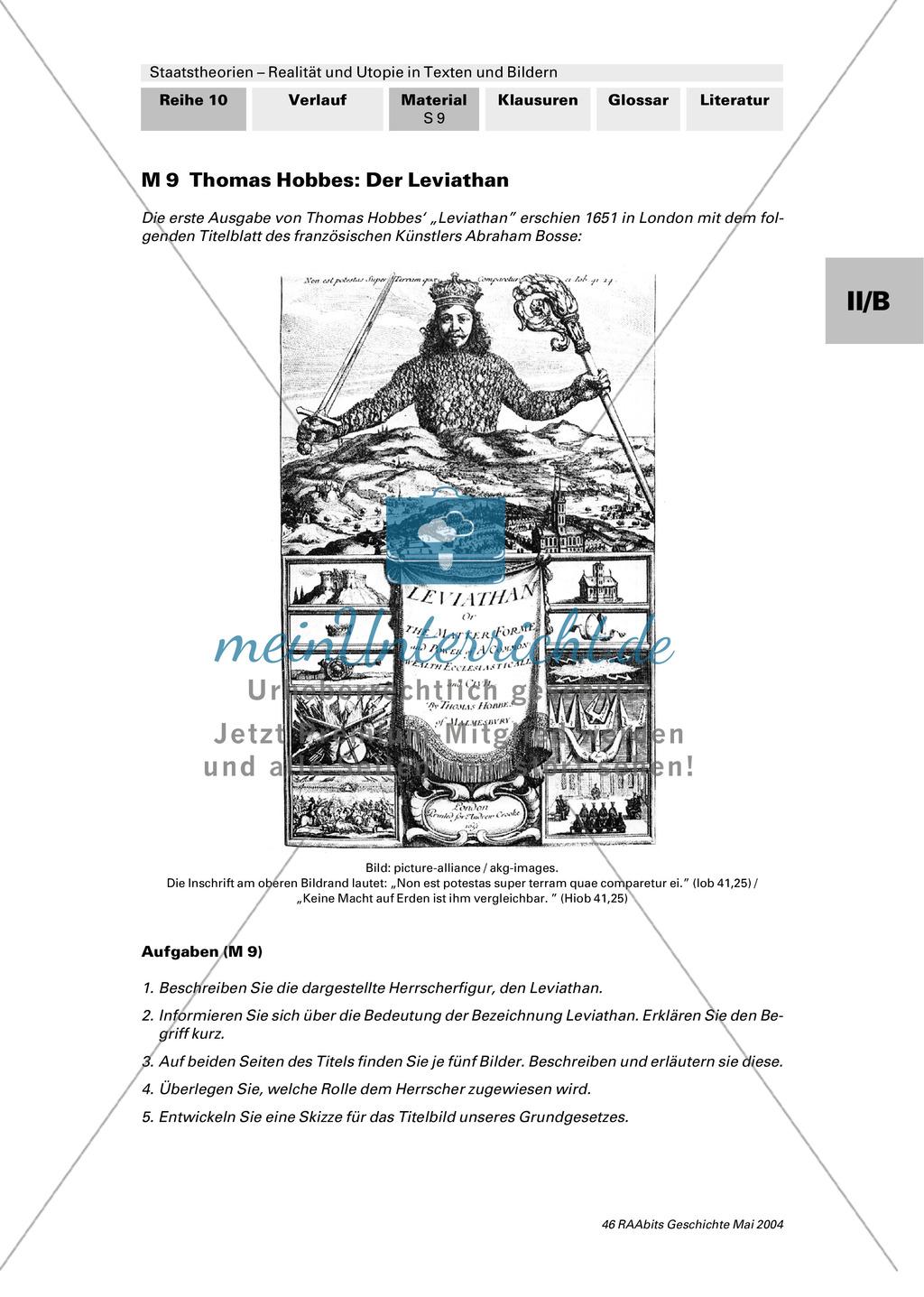 Staatstheorien: Ansichten über Staat und Gesellschaft von der Antike bis zur Aufklärung Preview 6