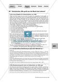 Volksschule im Kaiserreich: Gruppenarbeit zu Aspekten der Volksschule wie Disziplin, Regeln, Strafen, Stundenplan, Lehrerverhalten Thumbnail 11