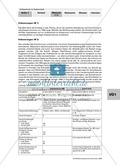 Volksschule im Kaiserreich: Gruppenarbeit zu Aspekten der Volksschule wie Disziplin, Regeln, Strafen, Stundenplan, Lehrerverhalten Thumbnail 13