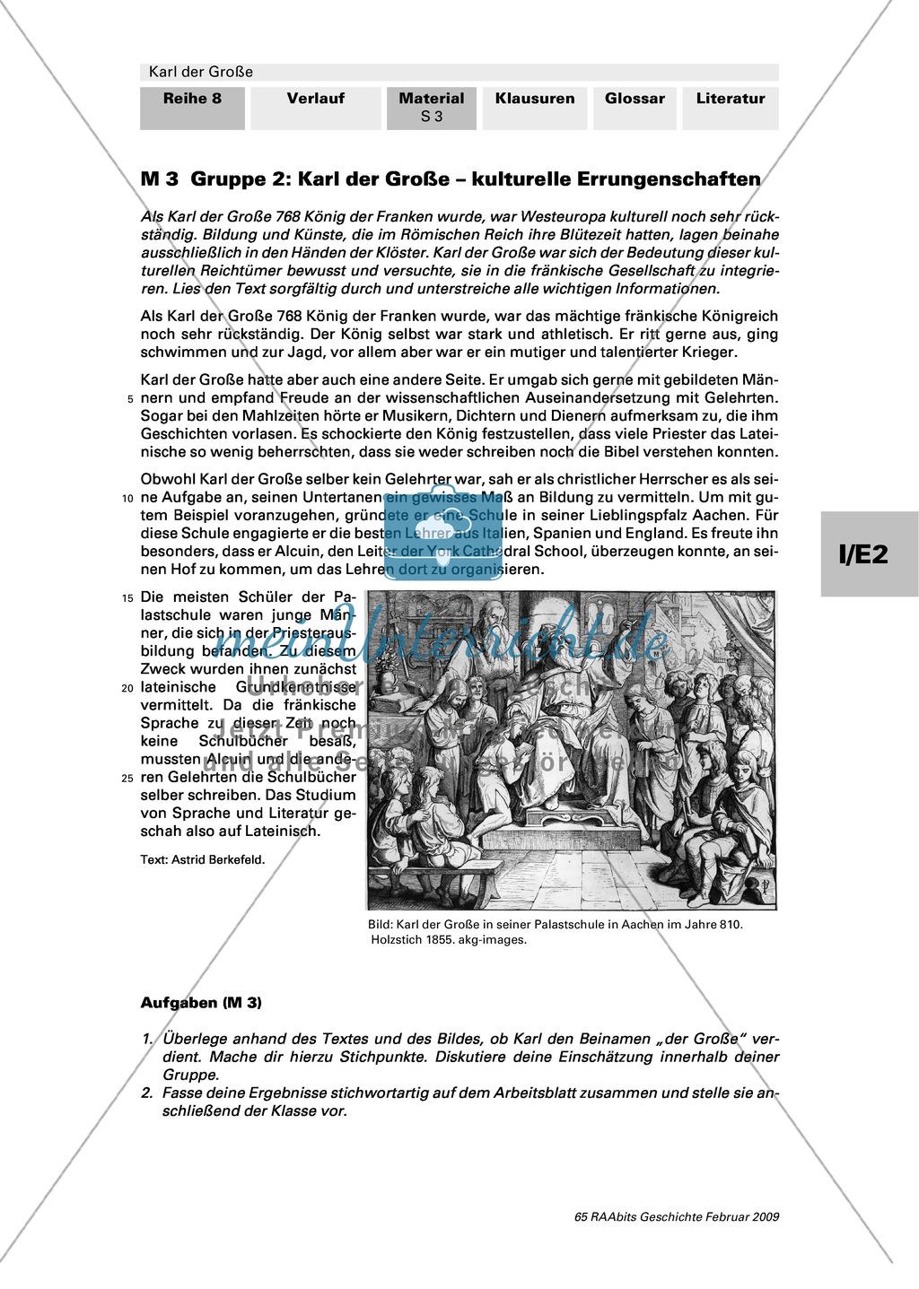 Karl der Große: Ein bedeutender Herrscher? Preview 4